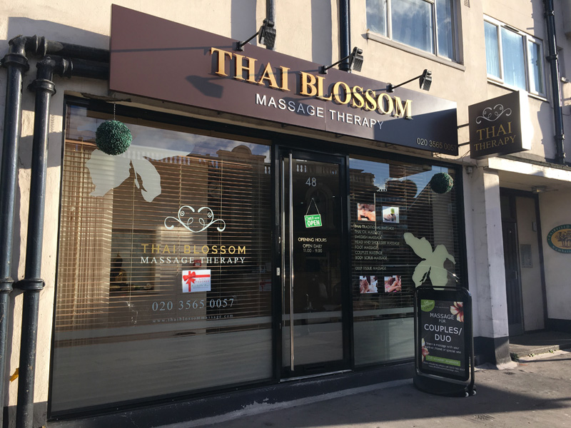 Top Thai Massage Services in London 1