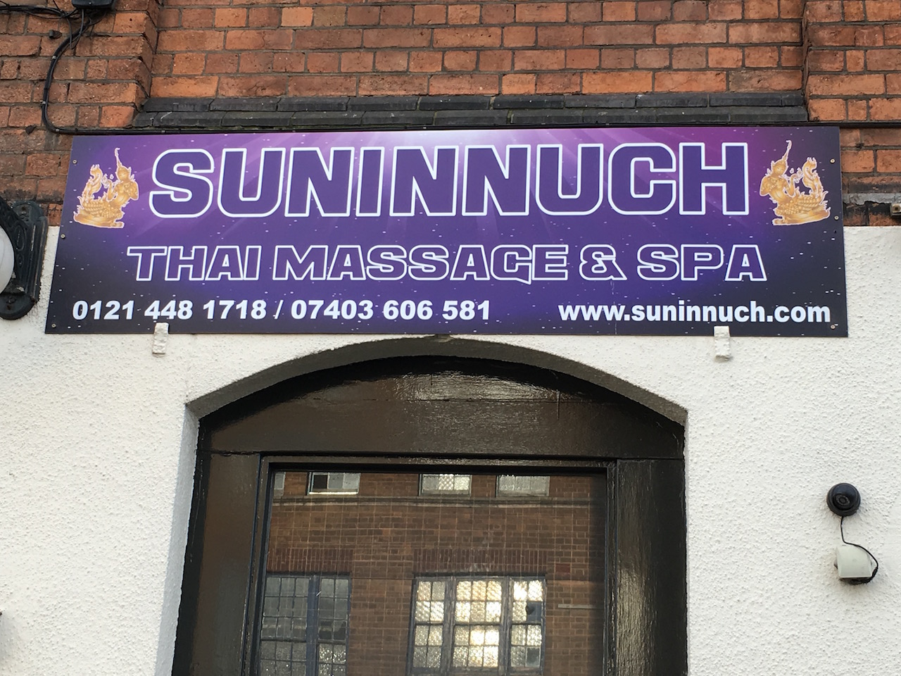 thai massage birmingham